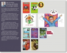 Working with Books for Younger Readers
